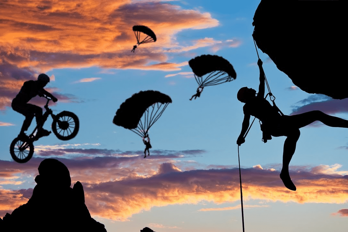Top extreme sports worth investing your time in