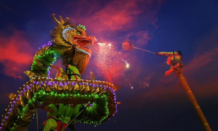 Look at these stunning photos of Lunar New Year!