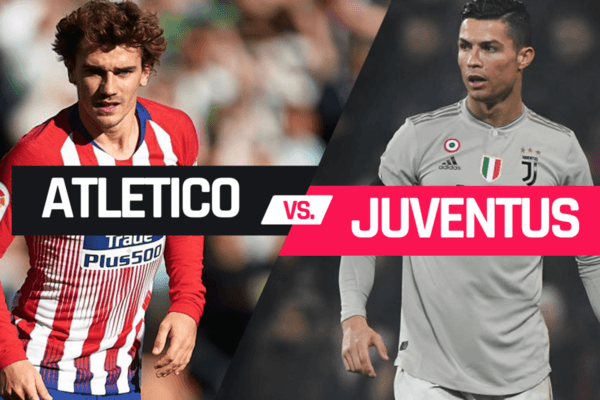 Atletico Madrid vs Juventus Who will win the next game