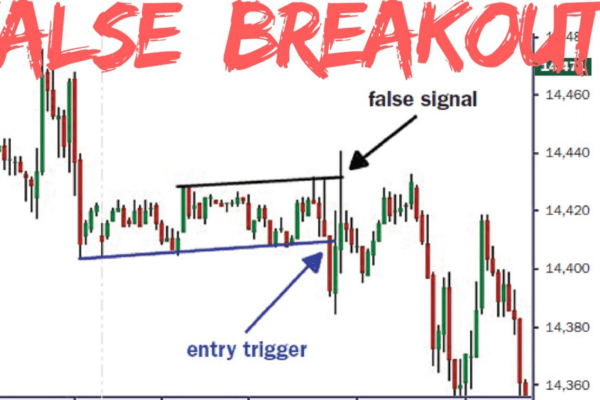 Fakeouts - trading with the enemy