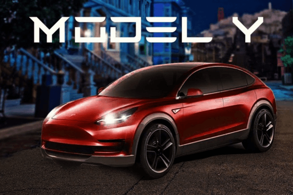 Just announced Tesla Y already has a heavy competition