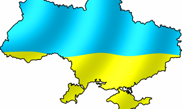 Presidential elections in Ukraine won by a comedian with no experience.