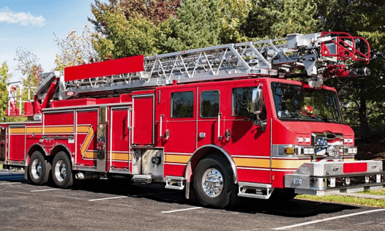 New investment idea gives second life to a fire truck