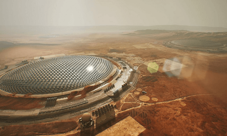How much is the city on Mars going to cost?
