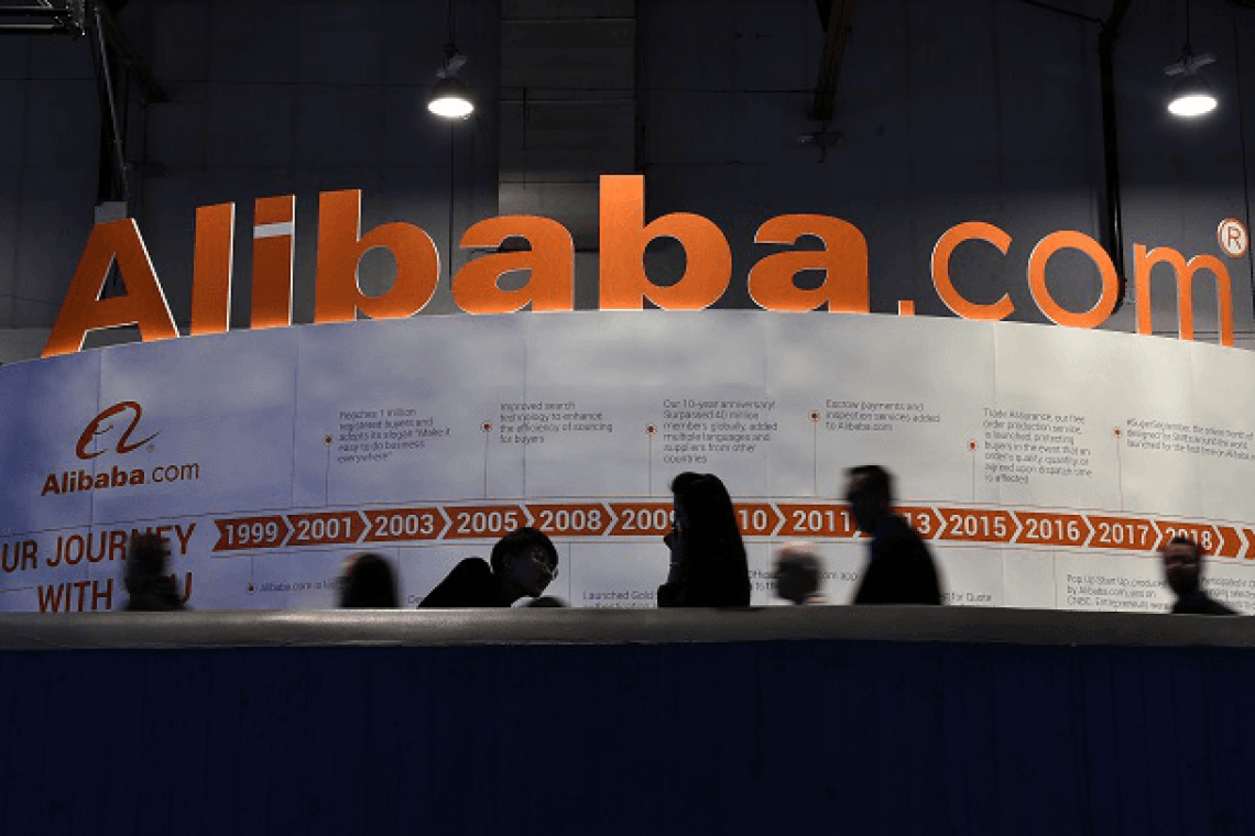 Alibaba is not going to be listed at Hong Kong stock exchange as planned