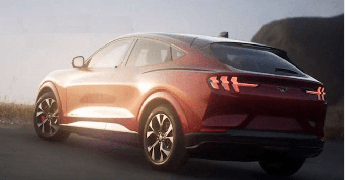 Ford's newest development's specs leaked into the web