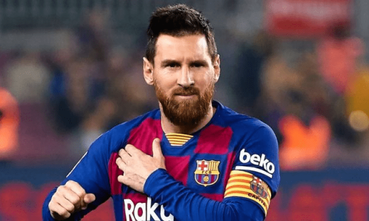 Lionel Messi wins his sixth Ballon D'or, setting an absolute record