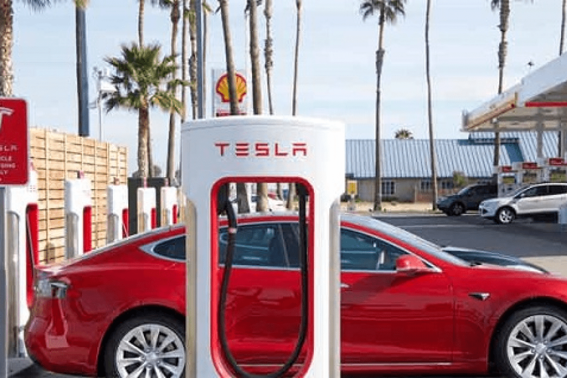 Tesla have expanded into Israel