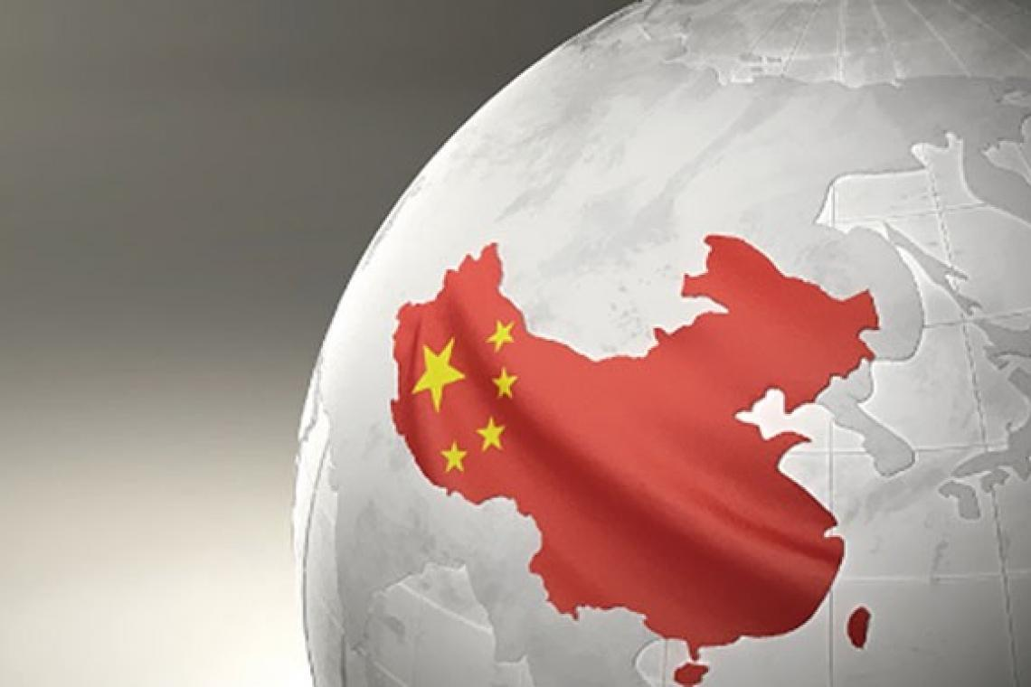 China wants to return to the center of the world.