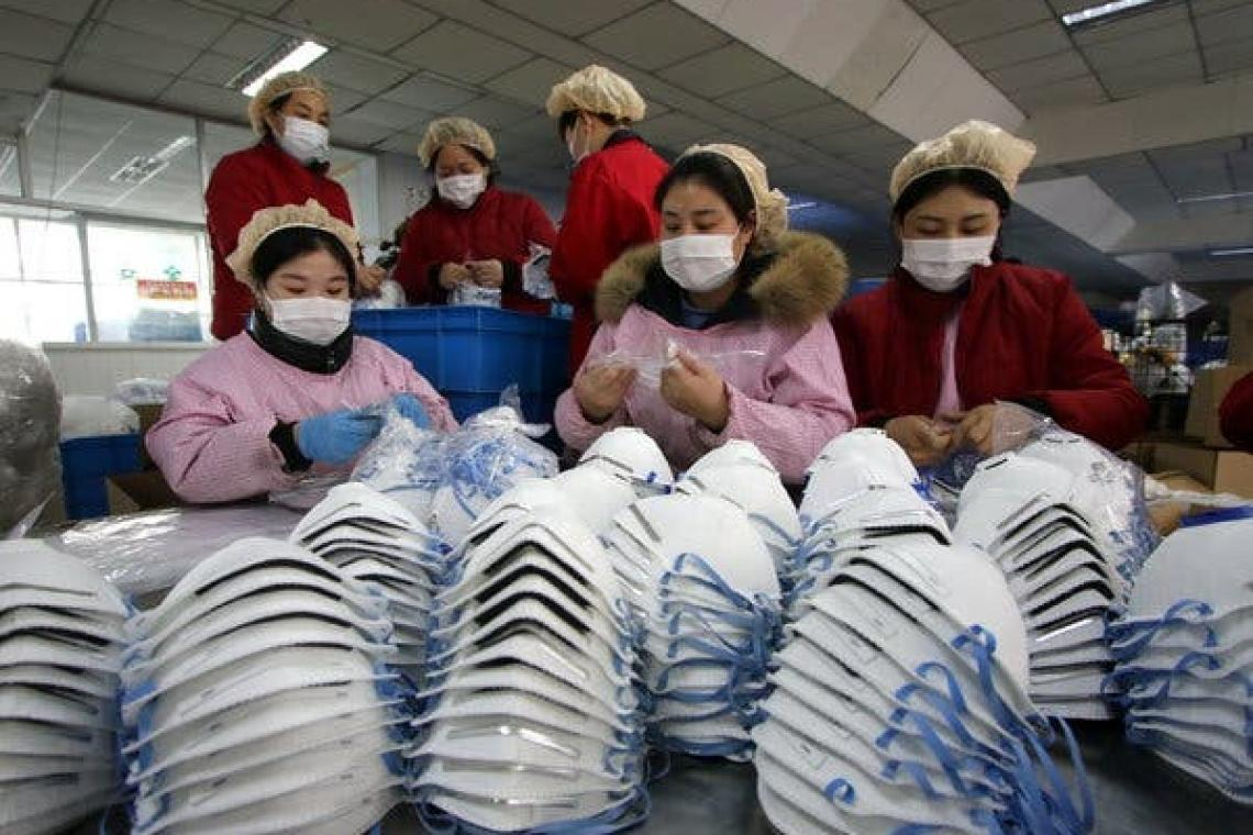 New trade barriers could hamper the supply of masks and medicines