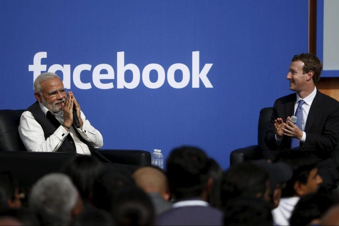 Facebook redistributes its bets between different types of e-commerce in India
