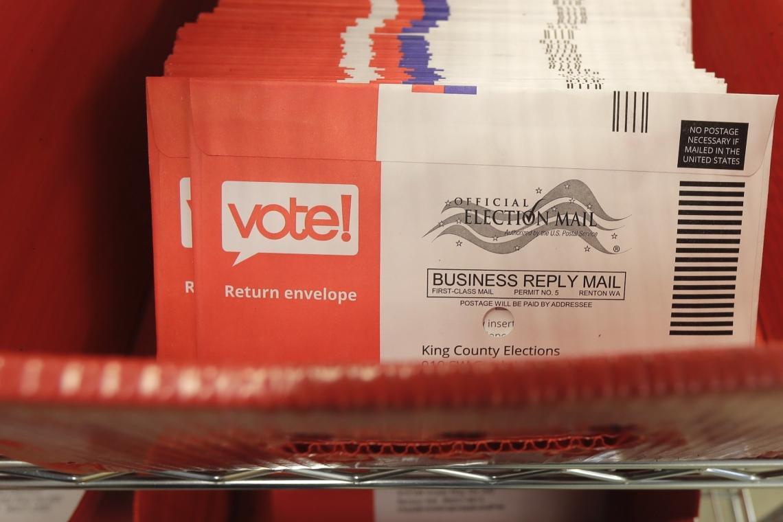 America will now prepare for the voting by mail in November.
