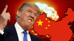 Bad news - Trump is planning on leaving trade tariffs for China